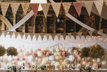 Inspiring Barn Decor. / Inspiring images and ideas to share for decorating our beautiful barn. #barn #wiltshire