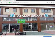 Atalay inşaat Özlüce kurumsal ofis / Atalay inşaat Özlüce bulvarı kurumsal ofis