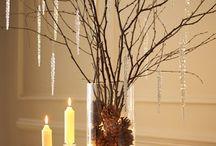 Holiday decorating / by MeLissa Crockett