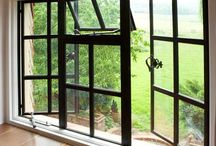 Bronze Casements By Vale / Metal windows and doors from Architectural Bronze Casements.