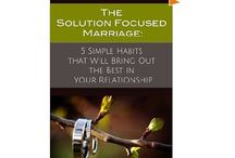The Solution Focused Marriage / Whether a couple is simply in a rut or on the verge of divorce, there are five habits that can turn things around and bring out the absolute best in any relationship. Drawn from years of working with thousands of couples, Elliott Connie explains how these five habits, can transform a relationship in the most amazing ways. Using stories and exercises, Elliott demonstrates how to successfully implement the habits into one's own relationship and experience positive benefits immediately.
