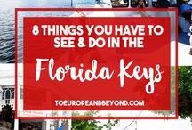 Florida Keys - saker att se