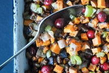 Thanksgiving Feast / Thanksgiving Yummy-ness