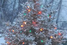 Christmas Ornaments, Handmade / Handmade tree ornaments. Holiday decor, angels, snowmen,  Santa ornaments. Folk art ornaments, old fashioned decorations.
