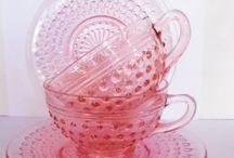 Cups, mugs, plates,...etc.