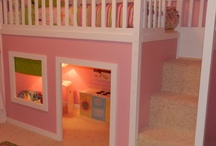 Mayleighs room / by Michelle Fellows