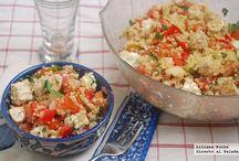 Receptes Verdures