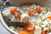 Soups  / by Ashley Tveit