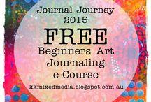 Art Journals / by Brittany Bandur