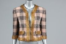 1990s / Fashion of the 1920's: original pieces from Kerry Taylor Auctions, London. http://www.kerrytaylorauctions.com/