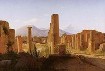 Pompei, Herculaneum and Stabiae / Pompeii, Herculaneum and Stabiae in paintings and photography