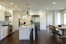 Kitchen  / by Brooke Cleland-Stork