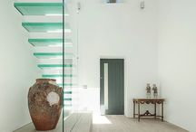 Stairs / A staircase doesn't just connect floors- its a major architectural feature!