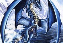 Dragons / by Elicia Williams