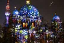 Festival of Lights / The Festival of Lights is one of the largest illumination festivals in the world.