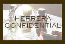 Herrera Confidential / ‪#‎HerreraConfidential‬: Inspired by the rich heritage & timeless sophistication synonymous with Carolina Herrera, we introduce you to Herrera Confidential- the most premium collection of perfumes from the House to date, embodying the impeccable style and distinguished elegance of the House of Herrera. / by Carolina Herrera