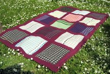 Blanket - RASPBERRY I / SIZE: 129X220cm MATERIAL - 100%wool MADE - handmade