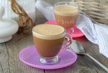 crema calda al caffe