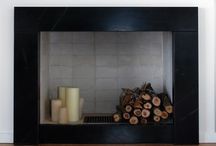 FIREPLACE CLADDINGS WITH NATURAL STONES / http://www.stonetechgroup.gr/en