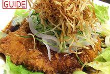 Asian Food in Korea