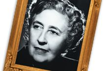 """Agatha Christie / heerlijke """"stiff upper lip"""" spanning"""
