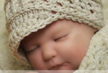 Baby hats / by Debbie Williams