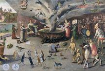 Cabbala / Casanova's interest in the occult.