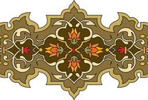 islamic patten