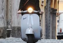 vespa ((scooters)) / cool scooters around the world .