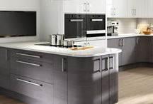 Our range of kitchens