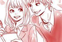 Orange / OTP is sailing~ Kakeru x Naho