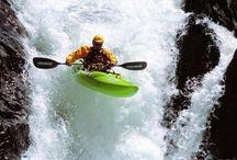 kayaking / by Brenda Veeder