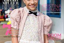 Dance moms Magazine Covers