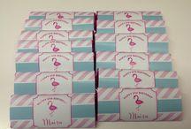 Maira' s 5th Flamingo Birthday