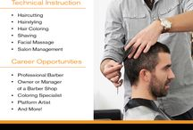 Barbering / by Marinello Schools of Beauty