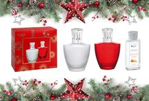 Lampe Berger Christmas & Winter 2016 / New designs for Christmas, Autumn and Winter 2016