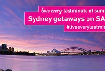 lastminute loves Summer in Sydney / Love Summer? Then Sydney is where it's at!