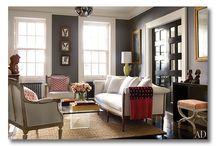 Gray Interior Paint