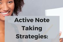 Tips for Taking Good Notes / Whether you're a profession who attends meetings, speaker events, and read books to develop professionally; or a student who attends lectures and read textbooks, effective note taking is a good skill to have