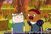 Adventure Time Frases