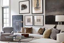 стена с фото (картинами)