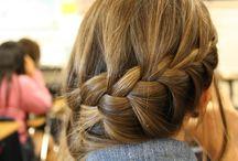 Hair Stuff / by Samantha Lee