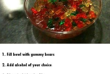 Yummy Gummy Bears Vodga Thingy