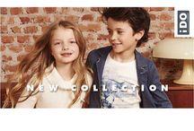 New Collection / E' arrivata la nuova collezione Autunno Inverno 2015/2016, SCOPRILA! www.ido.it    / by iDO Abbigliamento Bambini