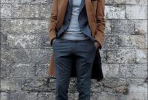 Autumn outerwear