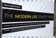 ELLE DECOR 2012 Modern Life Concept House / by Lumens