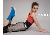 Barbara Palvin for PINKO Spring Summer 2018 Adv Campaign