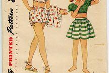 Sewing Inspiration :: Vintage