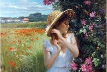 ART/ VLADIMIR VOLEGOV / Pintor nacido en Rusia en 1960. / by Alicia Lanzani