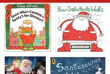 Christmas & Winter Picture Books, Crafts & Snacks